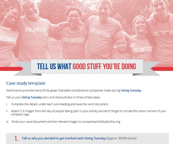 Case study template Giving Tuesday 2018 600x500