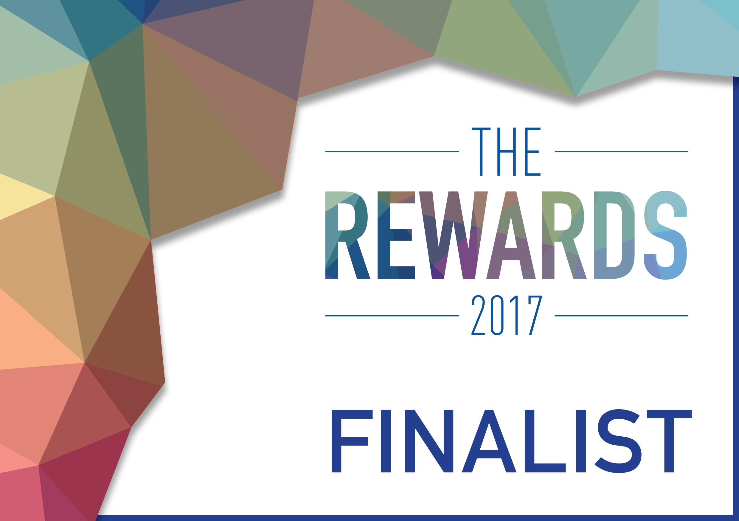The Rewards 2017 finalist