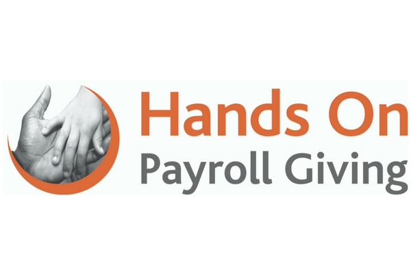 Hands On Payroll Giving 600x400