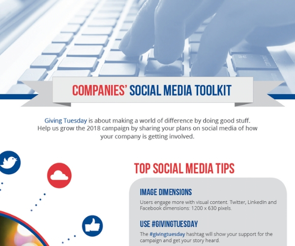 Social media toolkit Giving Tuesday 2018 600x500