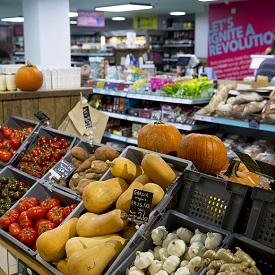 Social supermarket
