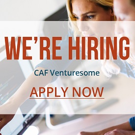 CAF Venturesome hiring thumbnail