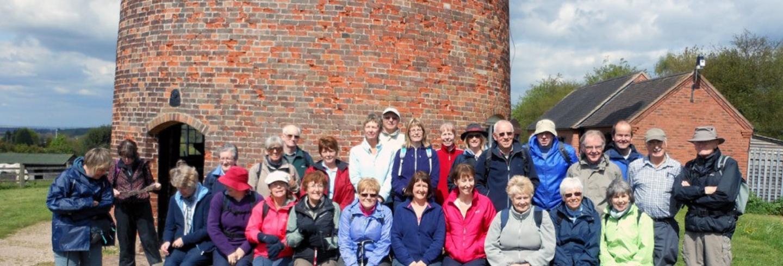 Swannington Heritage Trust CAF legacy case study image