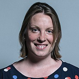275 official portrait of Tracey Crouch