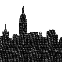 city skyline report