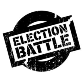 Election battle