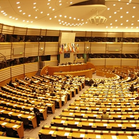 european parliament 275