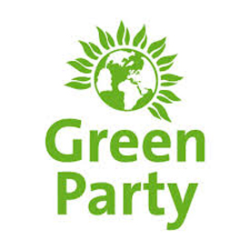 green party logo 275 official