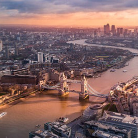 london view unsplash evening 275