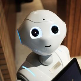 AI robot 275