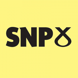 snp logo official 275