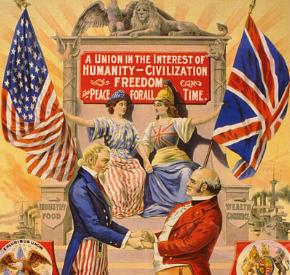 US UK rapprochement