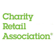 charity retail association logo square