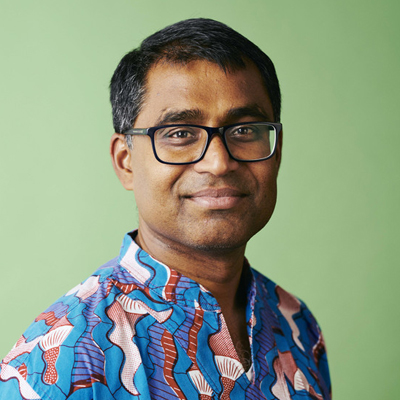 Danny Sriskandarajah, Chief Executive (CEO) - Oxfam GB 400 on the Giving Thought podcast