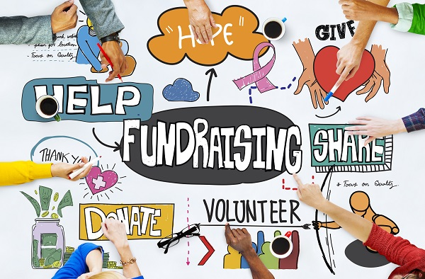 How can I fundraise for charity | Fundraising ideas from CAF
