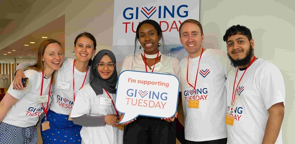Giving Tuesday 2019 launch
