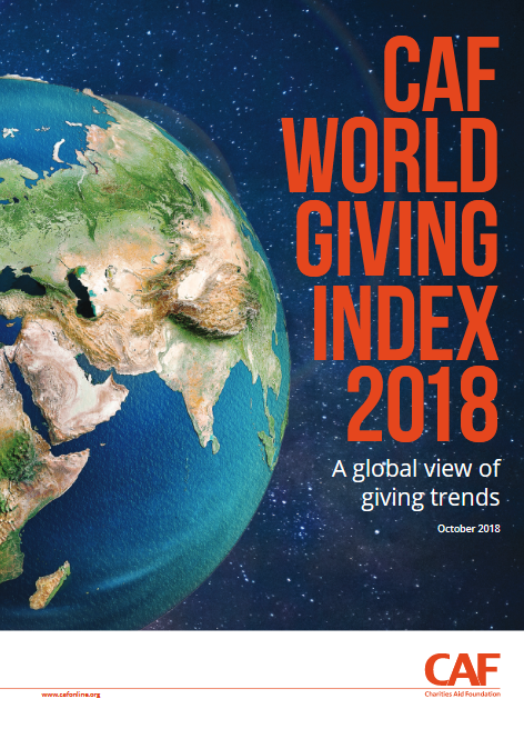 world giving index cover 2018