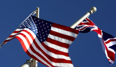 UK US flags  380 x 220