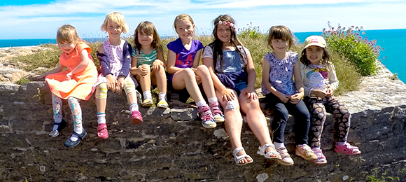 We supported YMCA South Devon with funding to provide activities for children.