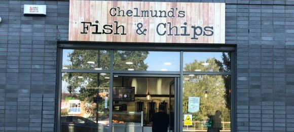 Chelmund's Fish & Chips