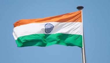 CAF India flag 380 220