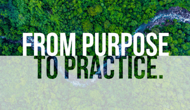 From Purpose to Practice report