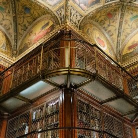 Morgan Library Museum 275