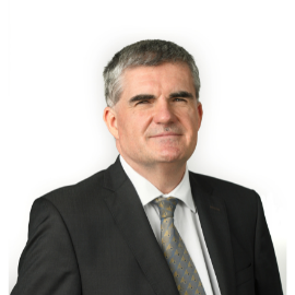 Neil Heslop OBE