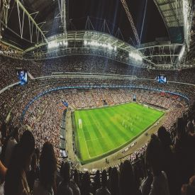 Wembley - CAF