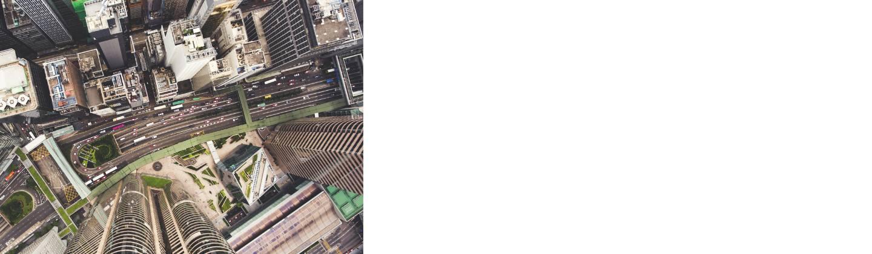 Big city aerial