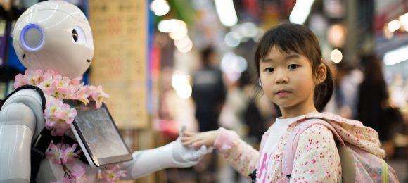 AI robot friend case study