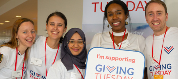 Giving Tuesday launch 2019 case study