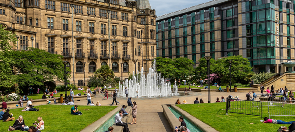 sheffield peace garden case study 580