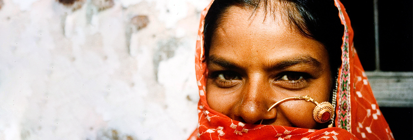 picture of indian woman