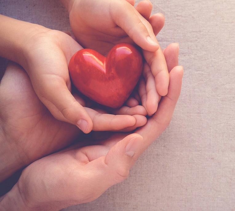 Charities and giving