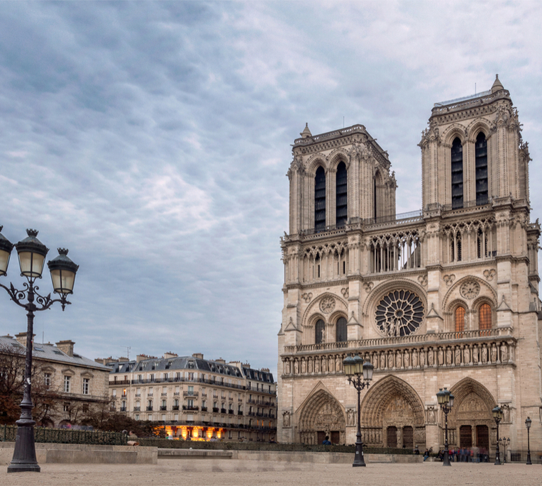 Notre-Dame de Paris: lessons from philanthropy