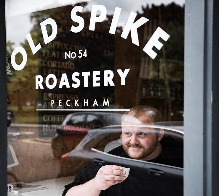 How CAF Venturesome helped Old Spike Roastery