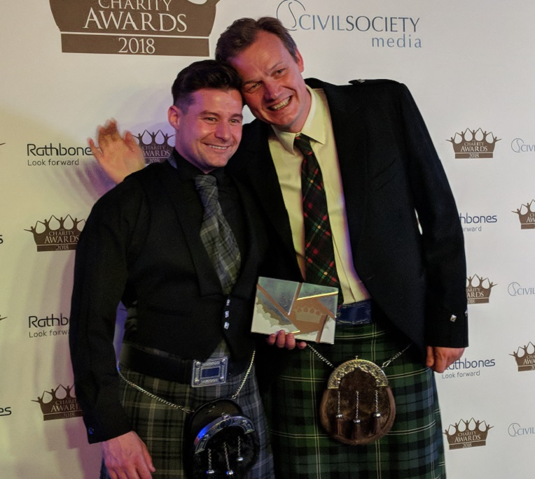 Who Cares? Scotland at the 2018 Charity Awards