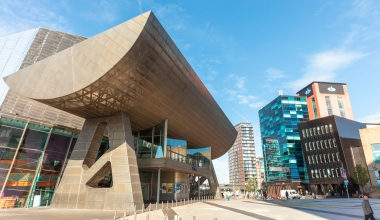lowry centre Salford shutterstock 380 220
