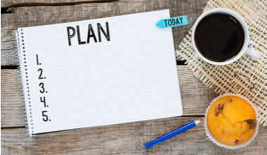 Planning for your charity CAF