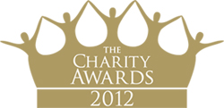 Charity Awards 2012 logo
