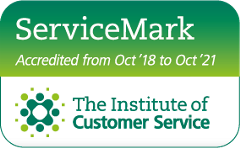 ICS Service Mark accredited from October 2018 to October 2021