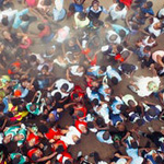 chaos crowd of people unsplash 150 free image