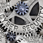 Cyber security cogwheel