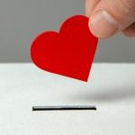 donating heart 150