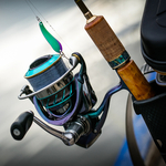 Image of fishing rod and reel
