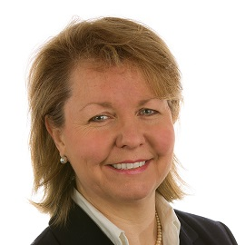 Non-Executive Director, CAF Bank, Mairi Johnstone