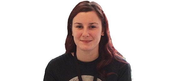 Emily Morrison, CSR