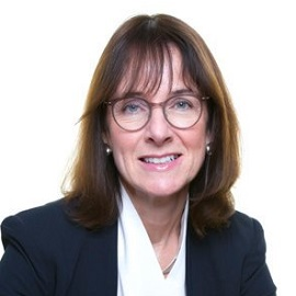CAF trustee & chair, CAF Bank, Janet Pope