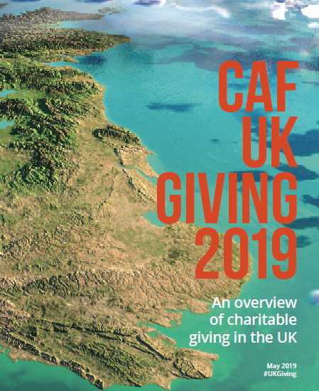 caf uk giving cover 2019